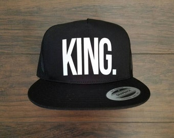 King Mesh Snapback
