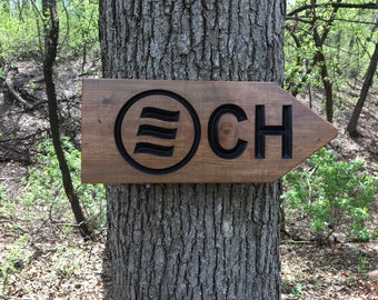 Greek Sign, Business Sign, Office Sign, Personalized Sign, Custom Business Sign, Custom Sign, Wood Sign, Custom Direction Sign
