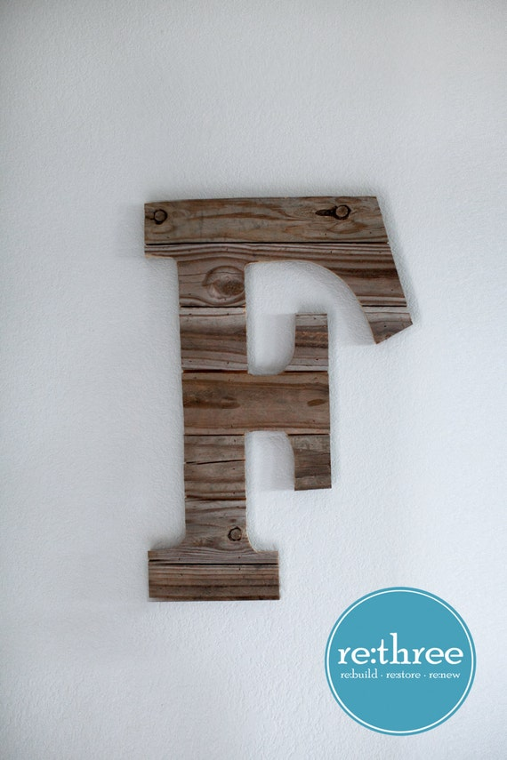 large wooden letters items similar to large wood letters rustic home decor 22697 | il 570xN.1097525758 kscj