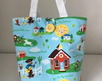 Nursery Rhyme Gift Bag