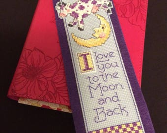 Love You Bookmark