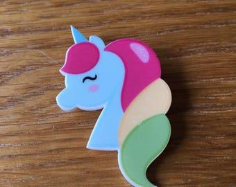 Unicorn Badge