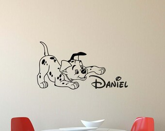 Personalized Name Lion King Wall Decal Simba Movie Disney - Custom vinyl wall decals dogs