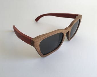 "Wooden Sunglasses - ""Sully"" - Polarised"