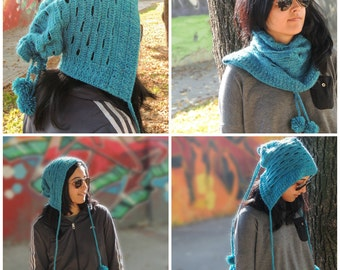 Crochet Cap and scarf