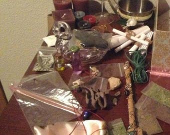 Faery Magick Full Altar Kit