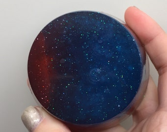 Galaxy Tartlet - Space-Inspired Soap