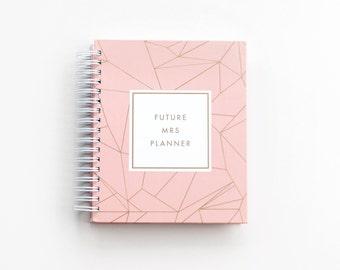 Future Mrs Planner - Luxe wedding planning guide organizer