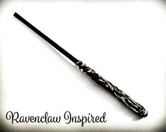 Slytherin wand | Etsy