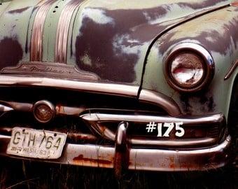 Aging Pontiac
