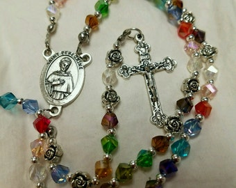 Cancer Rosary Beads