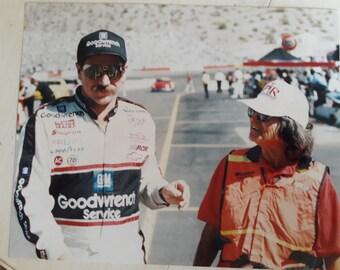 1995 Original Dale Earnhardt Photograph