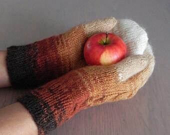 wool mittens, winter gloves, warm winter mittens, women's mittens, woolen mittens, warm mittens, knitted gloves, winter accessories