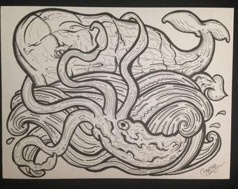 Nautical drawing