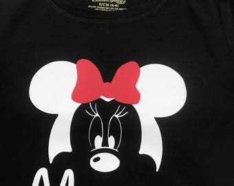 Mickey & Minnie Mouse Family Shirts
