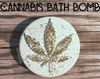 Cannabis Bath Bomb