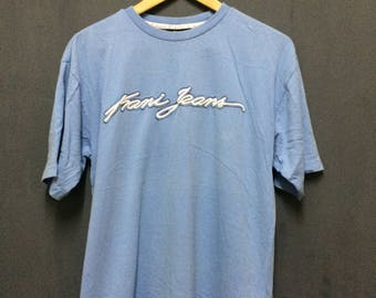 Vintage Kani Jeans Streetwear Hip Hop Rappers Swagger Tupac Shirt Size M