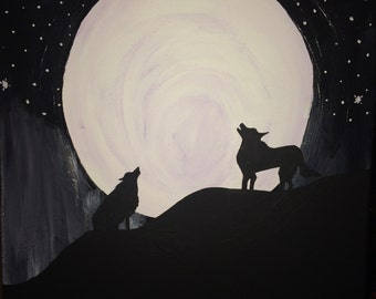 Wolves in the Night
