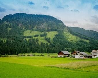 Switzerland Photography, Architecture Art, Fine Art Photography, Home Decor, Switzerland Print, switzerland wall art, photographic print,