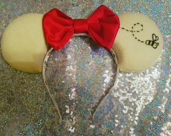 Winnie the pooh Minnie Mouse Disney Ears