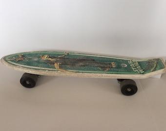 Skateboard collection (1999) of Star Wars Jar Jar Binks