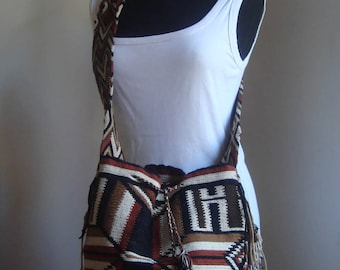 Crochet shoulder bag, shoulder bag, Taché, 100% handmade, ethnic