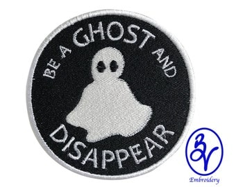 Be A Ghost Patch