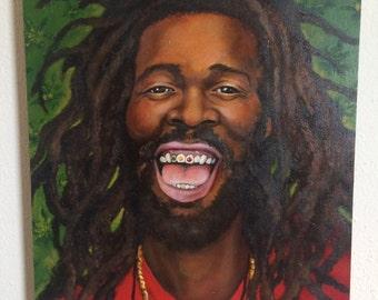 Reggae superstar Big Youth