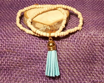 Tassel Bracelets, Seed Bead Bracelets, Seed Bead Tassel Bracelets, Handmade Jewelry, Handmade Bracelets, Bracelets, Rustic,