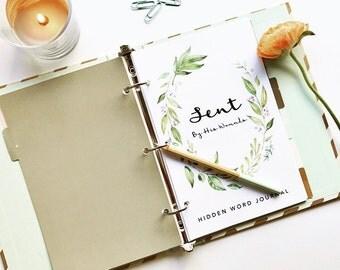 Lent Mini Memory Journal 5.5x8.5