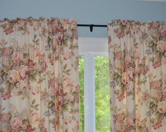 Custom Curtains - made with your choice of fabric