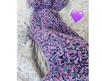 Alexa Mermaid Blanket