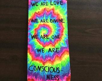 We are consciousness