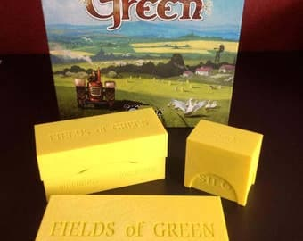 Fields of Green table sorter and Storage solution