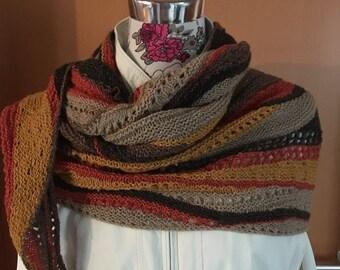 Hooded shawls stoles Deandra CC.