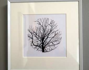 Original illustration 'tree'