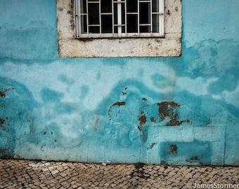 Lisbon photography print