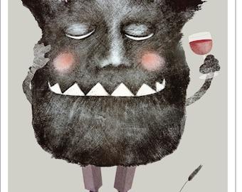 Tipsy Monster