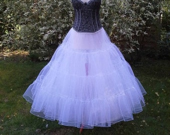 Petticoat, tulle, wedding dress