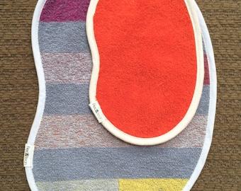 Retro Stripes Bean Cloth Set
