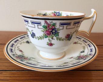 Royal Doulton teacup and saucer