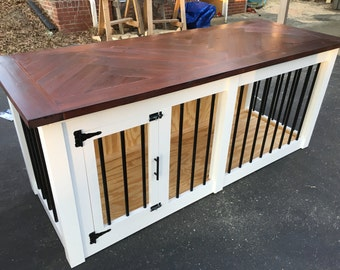 Custom Dog Crate
