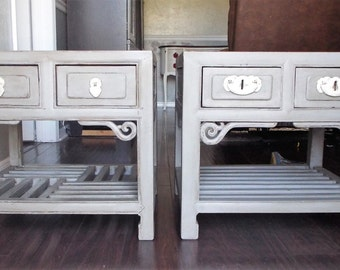 Sold- Two End Tables