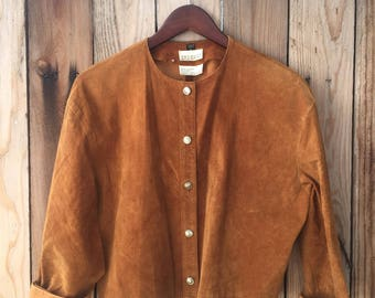 Pia rucci leather jacket shirt