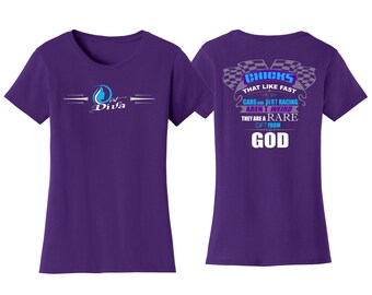 A Gift From God Racing Tee