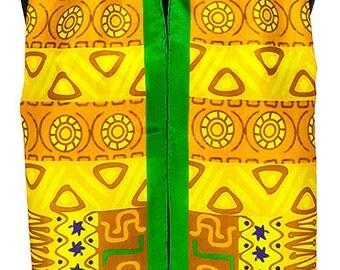 Boho Foulard, Boho Scarf, Silk Scarf, Boho Silk Scarf, Summer Foulard, Silk Foulard, Wrap Foulard, Made in Soufli, Greece, by Kalfas.