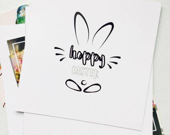 Gift Card Easter Rabbit