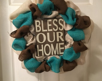 Bless our house