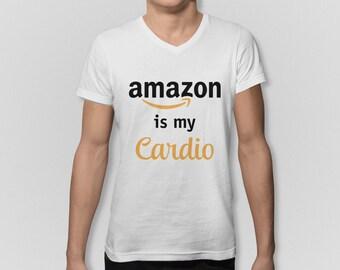 Amazon is my cardio