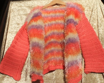 Cardigan sweater for girls